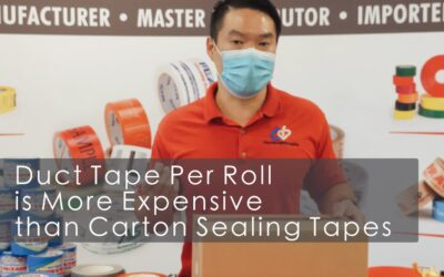 Can You Use Any Type of Tape on a Package?