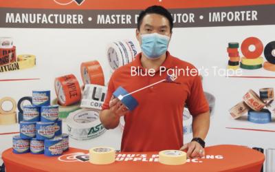 High-End Masking Tape vs Painter's Tape
