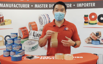 What is Carton Sealing Tape & Mil Thickness?