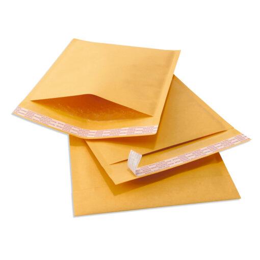 kraft bubble mailers 1